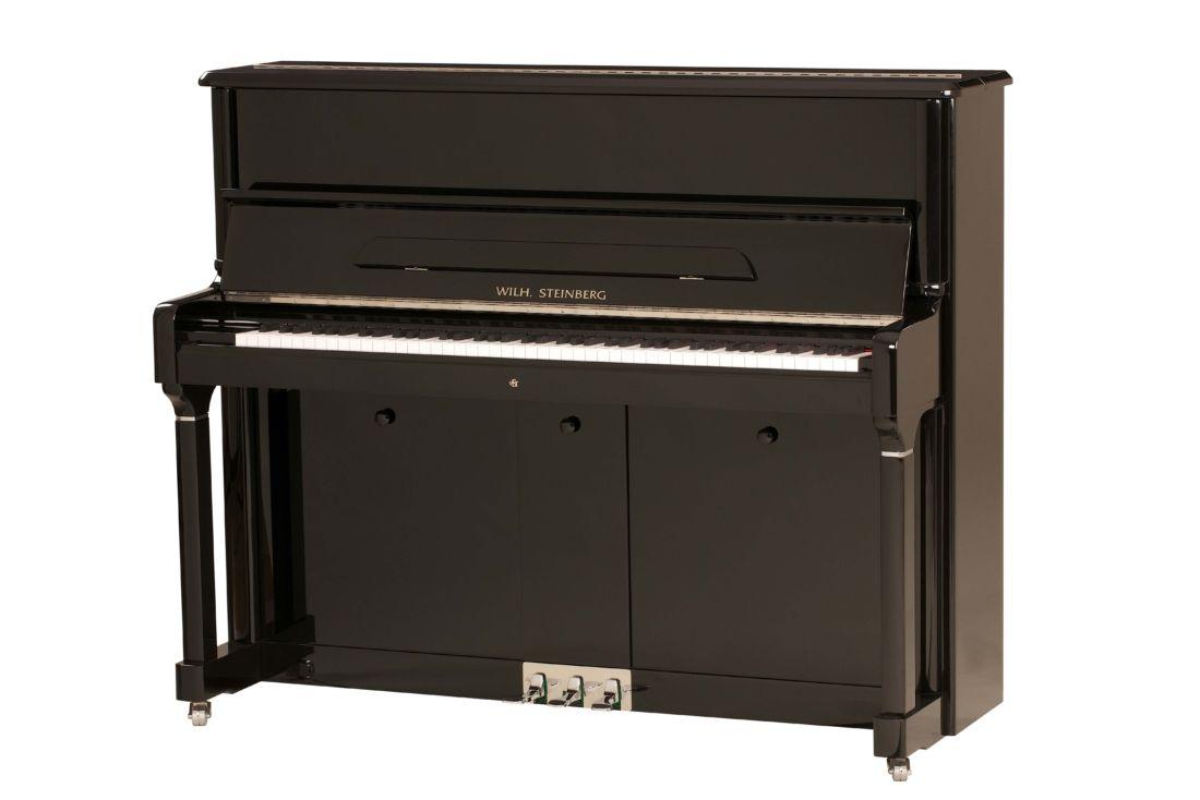wilh steinberg p125e pe verkoop en verhuur piano 39 s brussel en antwerpen piano 39 s van de winkel. Black Bedroom Furniture Sets. Home Design Ideas